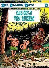 DIE BLAUEN BOYS 9: Das Gold von Quebec - Carlsen Comics