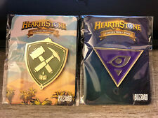 Blizzard 2019 Hearthstone Saviors of Uldum and Rise of Shadows Pin Blizzcon SDCC