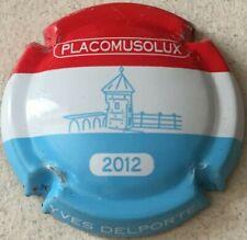 Capsule de champagne DELPORTE Yves (37b. Placomusolux 2012)