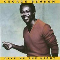 George Benson - Give Me The Night (NEW CD)