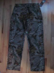 Carhartt Mens 33x34 B235 CAP Camo Comouflage Realtree Xtra Dungaree Pants New