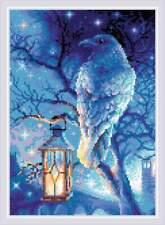 "Diamond Painting Kit RIOLIS Am0043 - ""wice Raven"""