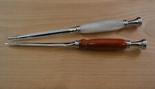 WOODTURNING PREMIUM CHROME LETTER OPENER KITS X 2 - *SPECIAL OFFER* PROKRAFT