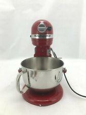 KitchenAid 6 Quart Stand Mixer: KL26M1XER I Lift Bowl I Red I 10 Speed (SOR )