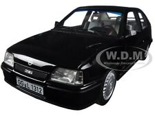 1987 OPEL KADETT GSI BLACK 1:18 DIECAST MODEL CAR BY NOREV 183612