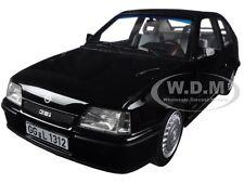 1987 OPEL KADETT GSI BLACK 1:18 DIECAST MODEL CAR BY NOREV 183612