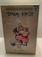 The Jacqueline Kent Collection Town Folk - Words of Wisdom #342016 - New in Box