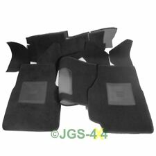 Land Rover Defender Front Carpet Set EXMOOR TRIM R380 Gearbox - EXT020-1