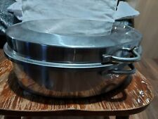 Roasting Tin With Rack And Lid