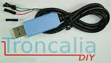 USB TO UART TTL SERIAL CABLE PL2303TA WIN8 WIN10