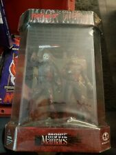 Movie Maniacs Freddy Vs Jason Special Edition Box Set From McFarlane Toys Nib