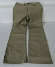 Carhartt Boys Youth Size 12 Beige Color jeans. NWT