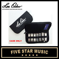 LEE OSKAR Harmonica System SOFT CARRY CASE / BAG for 7 HARMONICAS - NEW LOHP