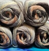 YarnArt Ambience balls wool acrylic yarn  100gm 350m 8 ply knitting crochet 151