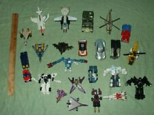 Transformers lot mini planes cars vehicles