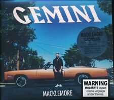 Macklemore Gemini CD NEW Glorious Willy Wonka Intentions Levitate