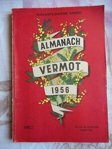 ALMANACH VERMOT 1956