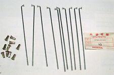 10 st. rayons Honda 97280-4221610 - 3dex188-rayons B-intérieur v-roue cb5