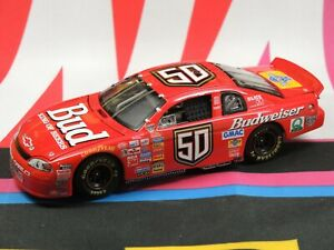 Ricky Craven #50 Budweiser 1998 1:24 Elite