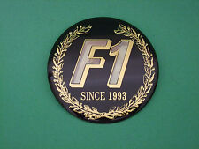 BADGE - F1 SINCE 1993 - FORMULA 1 BADGE - LAUREL WREATH