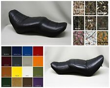 Yamaha XV750 Virago Seat Cover 1985 - 1991 in 25 Color Options or 2-tone  (E/W)