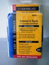 NEW SoundGate KNTOY CD Changer Interface Kenwood Toyota