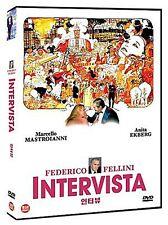 Intervista / Federico Fellini, Sergio Rubini (1987) - DVD new