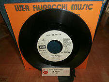 "the beatles""dizzy miss lizzy""single7""promo juke-box.emi.600202.+ encart juke-box"