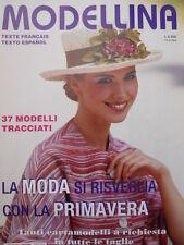 MODELLINA n°106 1999  - con cartamodelli  [M8]