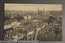 Tarjeta postal antigua NANCY - Vista general desde desde San Epvre