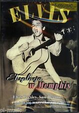 =DVD ELVIS PRESLEY-THE MEMPHIS FLASH-eksplozja w Memphis // EDITON for POLAND