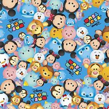 TSUM TSUM PACKED WITH LOGO  BLUE FABRIC CP63430
