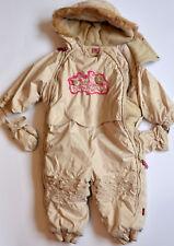Edler Original Baby Schneeanzug von Pampolina Größe 80