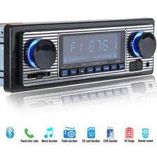 BX Classic Bluetooth Vintage Car Radio MP3 Player Stereo Car Stereo Audio