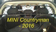 Maglia Cane Griglie Bagagli Tubo per Mini Countryman 2010-2015
