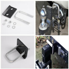 Adjustable Hitch Tightener Anti Wobble No Rattle For Carrier Hauling Tow Truck