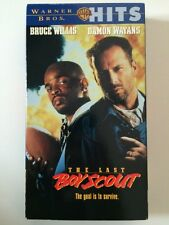The Last Boy Scout (VHS 1998) Slip Cover Bruce Willis Damon Wayans Chelsea Field