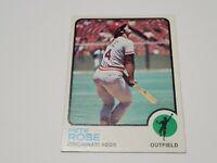 1973 Topps Set Break #130 Pete Rose REDS NM-NM+ Nice!
