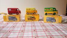 Dinky Toys Atlas Lot Citroen H 1200