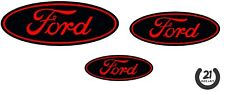 Ford Falcon Style FG XR6 XR6 Badge Overlays (Stickers)