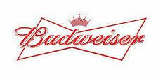 Budweiser Sticker Vinyl Decal 4-281