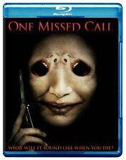 DERNIER EXEMPLAIRE !!! One Missed Call - NEUF - BLU-RAY