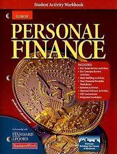 Personal Finance (2006, Paperback, Activity Book, Workbook)