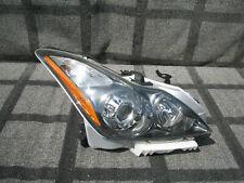 INFINITI G37 COUPE HEAD LIGHT LAMP HEADLAMP XENON OEM 2011 2012 2013 2014 RH