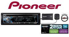 Pioneer DEH-X6700BS CD Receiver w/ Bluetooth SiriusXM Satellite Radio SXV300v1