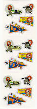 Sandylion Kim Possible Scrapbook Stickers I02 *FAST SHIPPING*