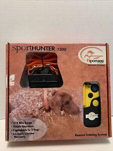Sport Hunter 1200 Remote Training System Sport dog By Petsafe (New Open Box!) C6