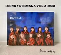 LOONA MONTHLY GIRL [#] A VERSION - KPOP NEW SEALED ALBUM