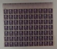 Us Scott 1170 Pane Of 70 Walter F George Stamps 4 Cent Face Mnh