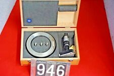 """Fowler 4-5"""" Holmike  Internal- bore micrometer 152-255-030"""